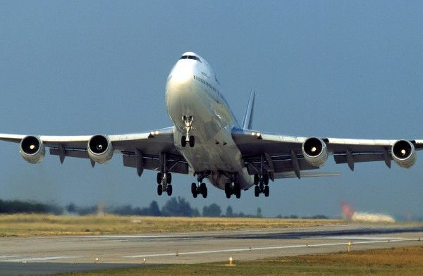 B747 taking off Air France Orly (c) De Malglaive The Flight Collection 020 8652 8888
