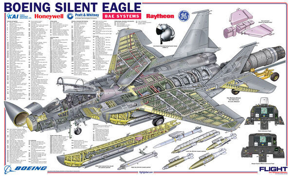boeing f 15 silent eagle