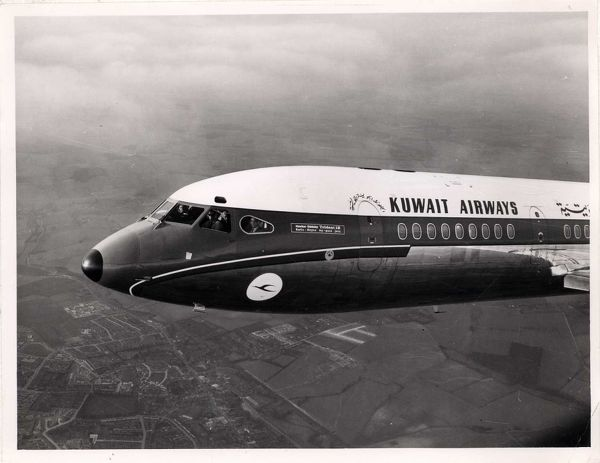 Flightglobal Flight Collection: Historical: Hawker Siddeley Trident