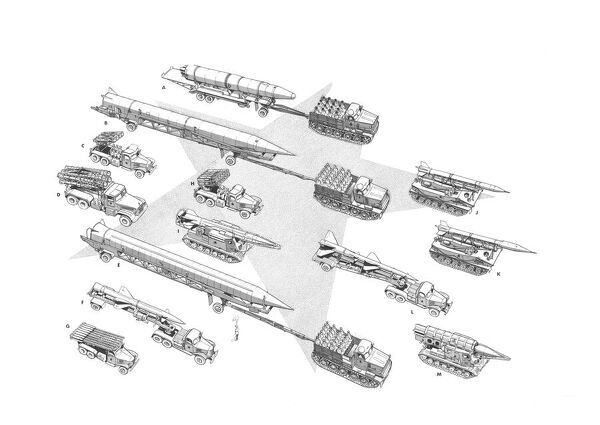 soviet red square parade cutaway drawing