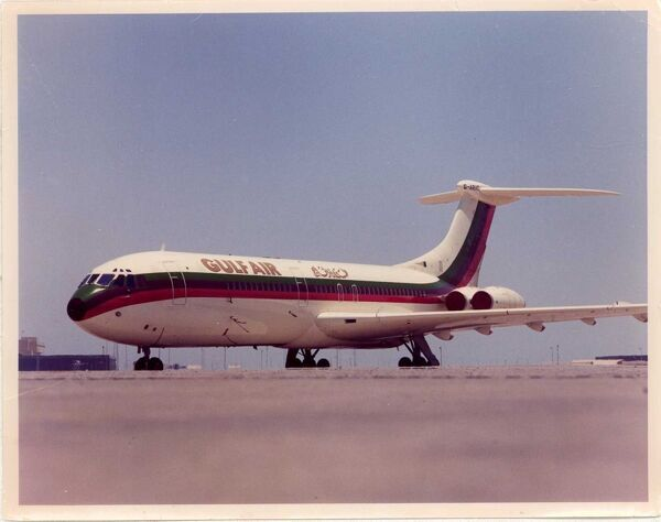 Flightglobal Flight Collection: Historical: Vickers VC10