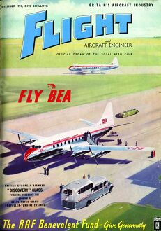 7-13 September 1951 Front Cover