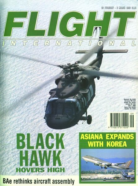 26 February-3 March 1992 Front Cover