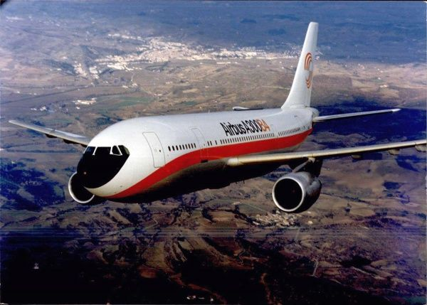 Airbus A300. Flightglobal Flight Collection: Historical: Airbus A300