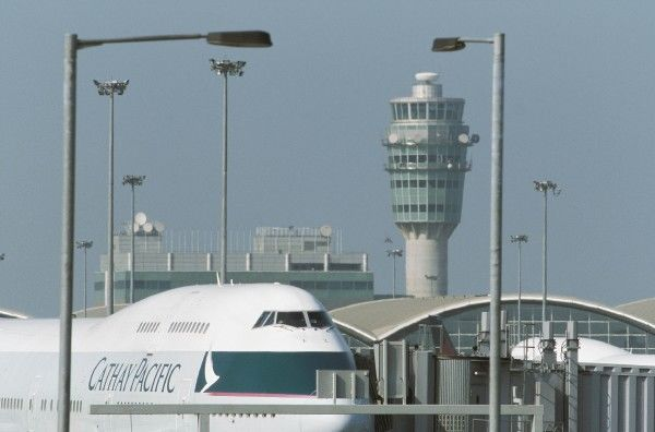 Airports: CLK Hong Kong