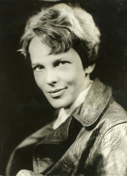 Amelia Earhart (c) The Flight Collection