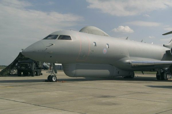 Bombardier Global Express RAF ASTOR