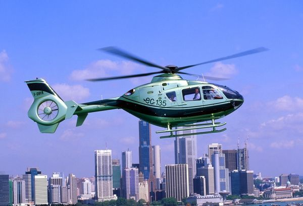 Eurocopter EC-135 Singapore (c) Flight / Wagner