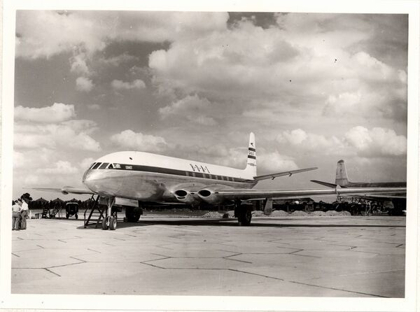 Flightglobal Flight Collection: Historical: De Havilland Comet