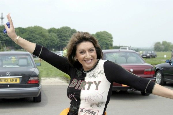Jane McDonald. The