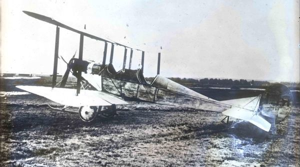 he Royal Aircraft Factory R.E.1 was a British reconnaissance and bomber aircraft of the First World War.