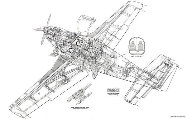Ruschmeyer R90-230RG Cutaway Drawing