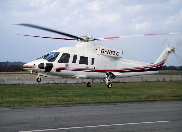 Sikorsky S76 9c) Flight the Flight collction