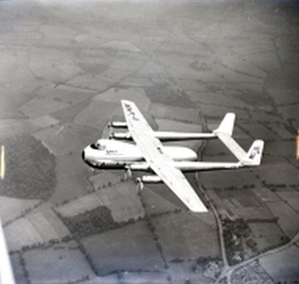 WA ARGOSY AIRCRAFT Built by: Sir W G Armstrong Whitworth Aircraft Ltd Baginton Coventry Warwickshire England, 1950's.