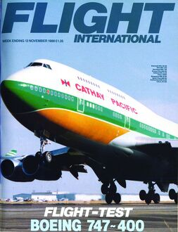 6-12 November 1988 Front Cover
