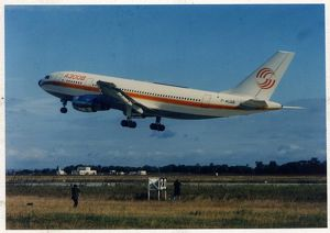 Airbus A300 (Selection of 6 Items)