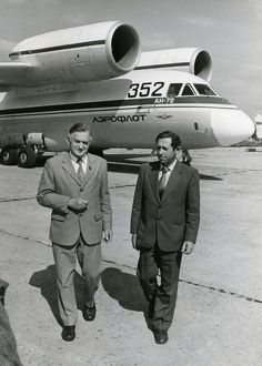 Antonov and Grigoryevich