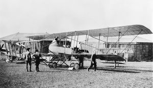 BE2 & Maurice Farman