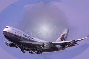 Boeing 747-400 concept