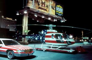 modern aircraft/las vegas helicopters