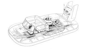 Parkhouse Scorpion Cutaway Drawing