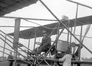 Samuel Cody, one of the great aviation pioneers