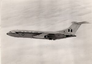 Vickers VC10 (Selection of 17 Items)